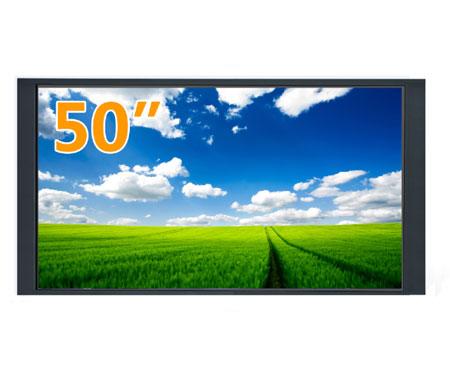 50寸壁挂电容触摸广告机