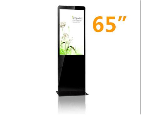 65寸立式触控广告机