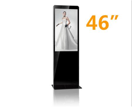 46寸立式触控广告机
